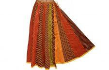 Pezzava Womens Wear Cotton Long Skirt
