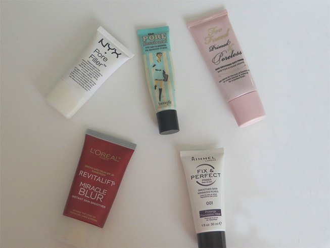 Pore Minimizer Makeup
