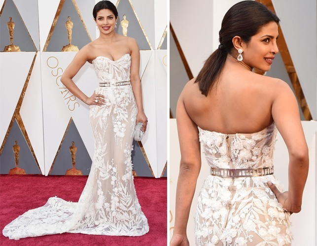 Priyanka Chopra at Oscars 2016