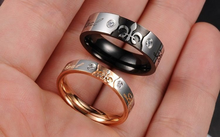 88b5b7b0aa 15 Unique Promise Rings Ideas For Couples – Designs That Will Make ...