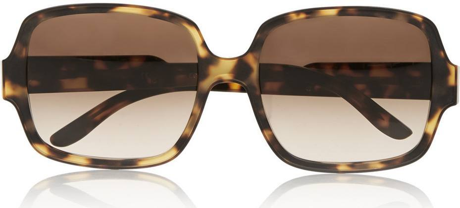 real tortoise shell sunglasses
