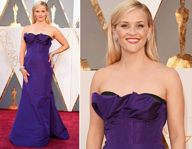 Reese Witherspoon at 2016 Oscars
