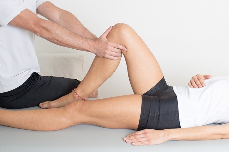 Reflexology For Legs