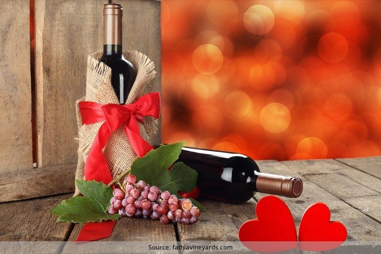 Rose Wines For Valentine Day Gifting