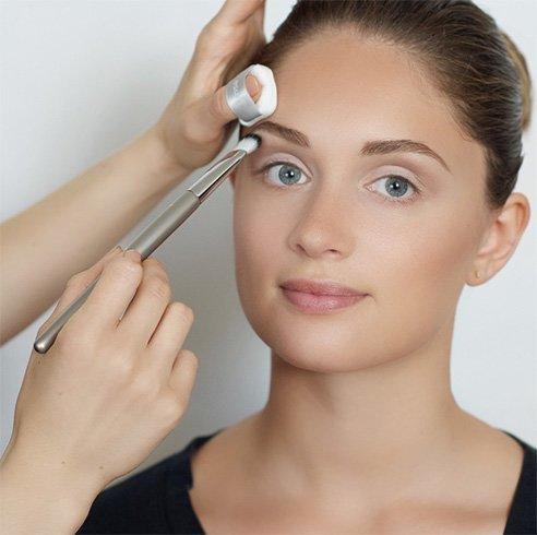 Round eye contour