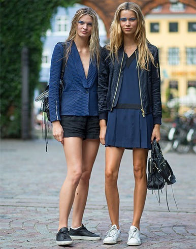 Scandinavian fashion 2016