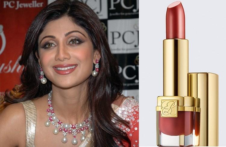 Shilpa Shetty Kundra lipstick