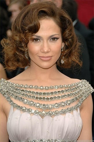 short Hairstyle for Jennifer Lopez