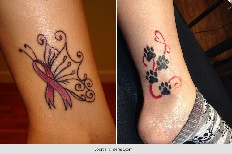 Small Cute Tattoos For Those Who Like To Keep It Small And