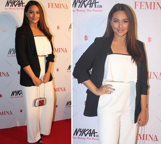 Sonakshi Sinha in Zara separates