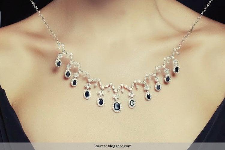 Stone Jewellery Designs