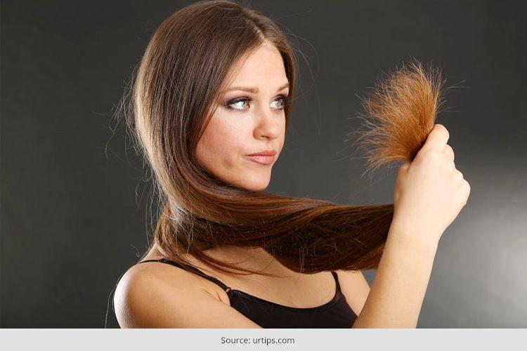 stop hair breakage