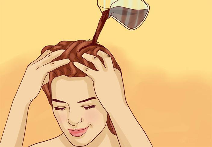 Tea Rinses For Hair