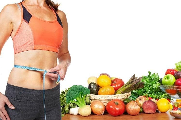 vegetables for slimming