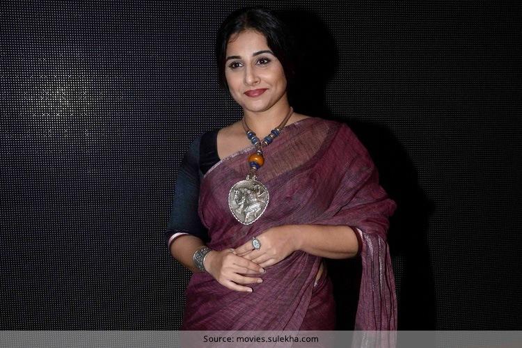 Vidya Balan at Unity Conference