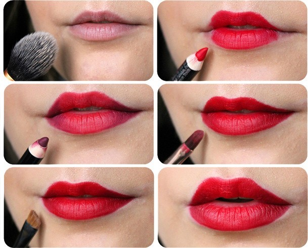 how to make lipstick step by step