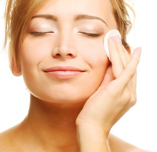 womens good skin tips