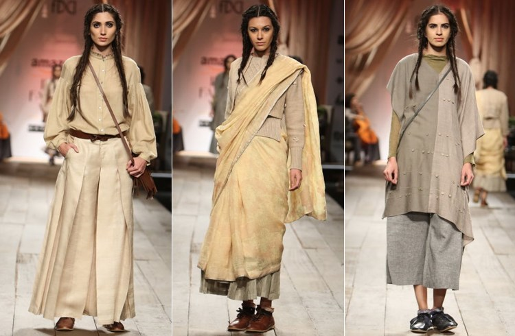 Anavilas Collection At AIFW Autumn Winter 2016