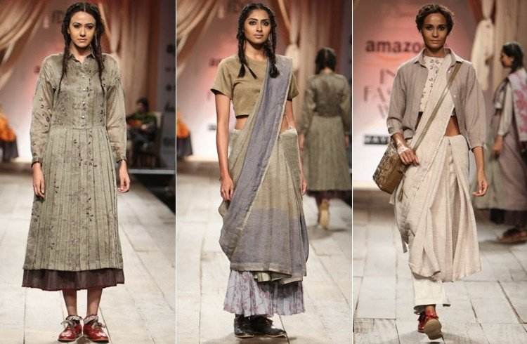 Anavilas Collection At AIFW 2016