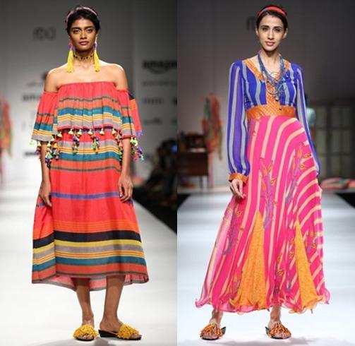 Anupama Dayal AIFW 2016 Collection