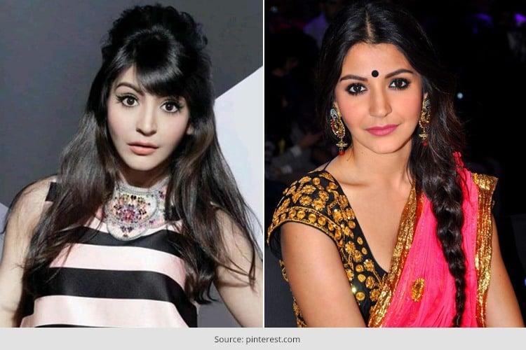 Top 20 Anushka Sharma Haircuts And Hairstyles
