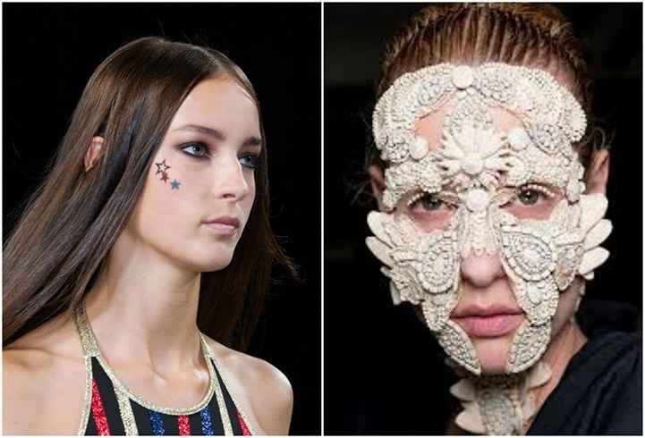 Beauty Trends From New York Fashion Week