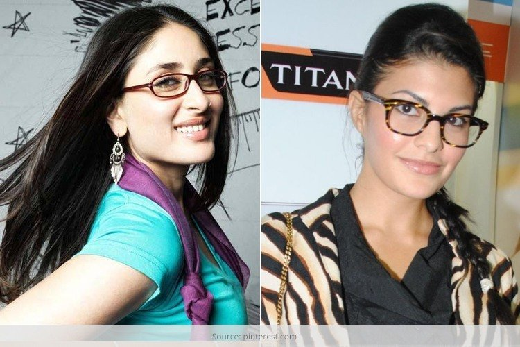 Bespectacle Beauties of Bollywood