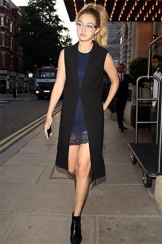 Gigi Hadids Best Street Style Looks