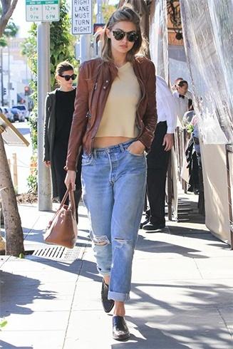 Gigi Hadids Style
