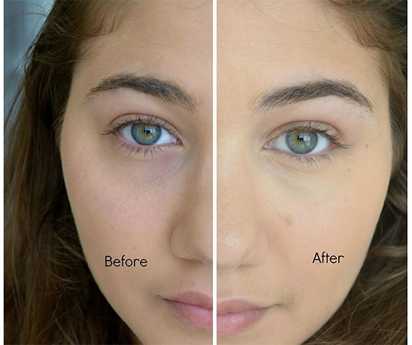 How To Apply Yellow Concealer
