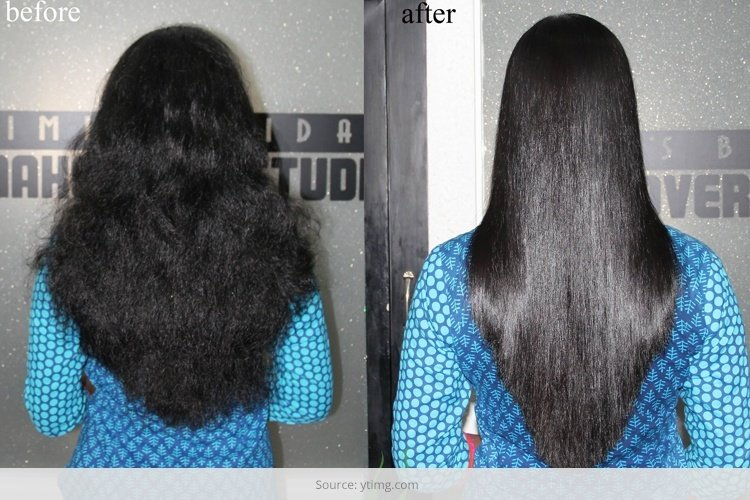 Home Remedies For Frizzy Hair Newhairstylesformen2014 Com