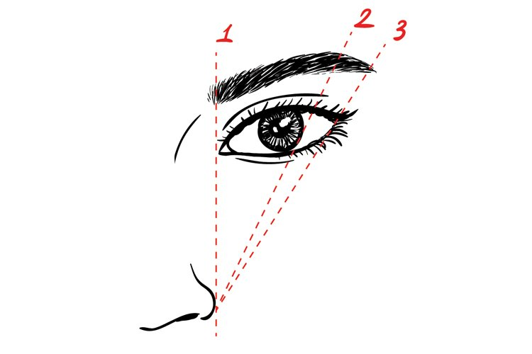 How To Shape Eyebrows An Eyebrow Shaping Tutorial