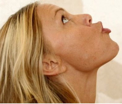 how to get rid of tight skin on face