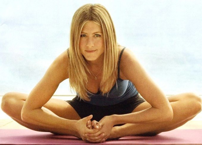 Jennifer Aniston Yoga Workouts