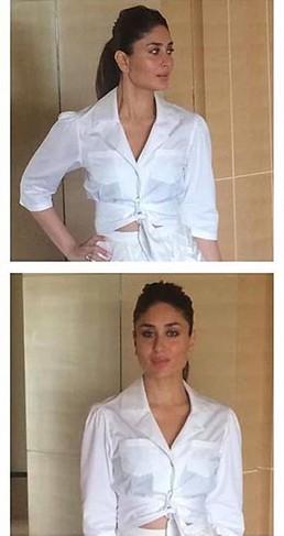 Kareena Kapoor In Tanya Ghavri