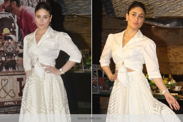 Kareena kapoor At Ki And Ka Promotions
