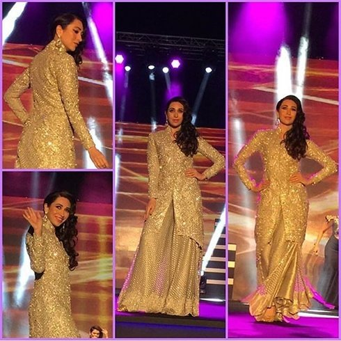 Karisma Kapoor At TOIFA Awards 2016
