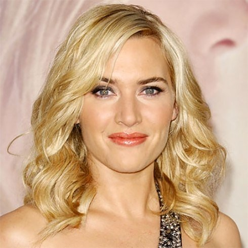 Kate Winslet Hairstyle On Road Premiere 2008