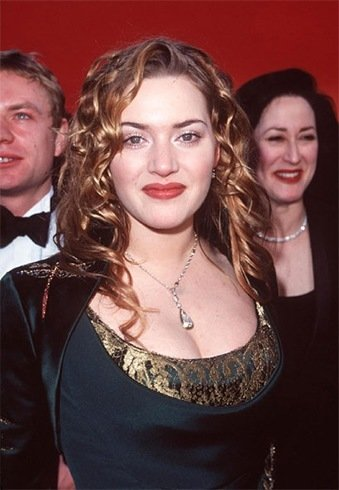 Kate Winslet Hairstyles On 1998 Oscars