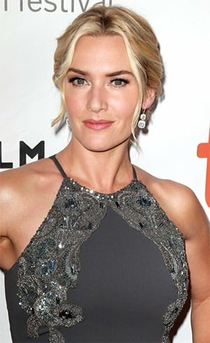 Kate Winslet Hairstyles On TIFF 2015