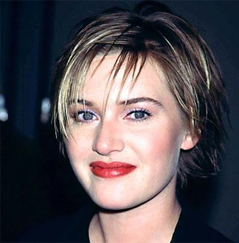 Kate Winslet Short Hair On Holy Smoke 1999