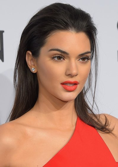 Kendall Jenner Long Hairstyles