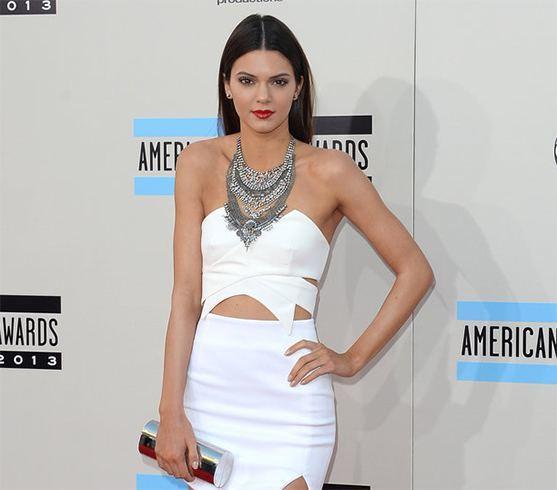 Kendall Jenner Straight Hair