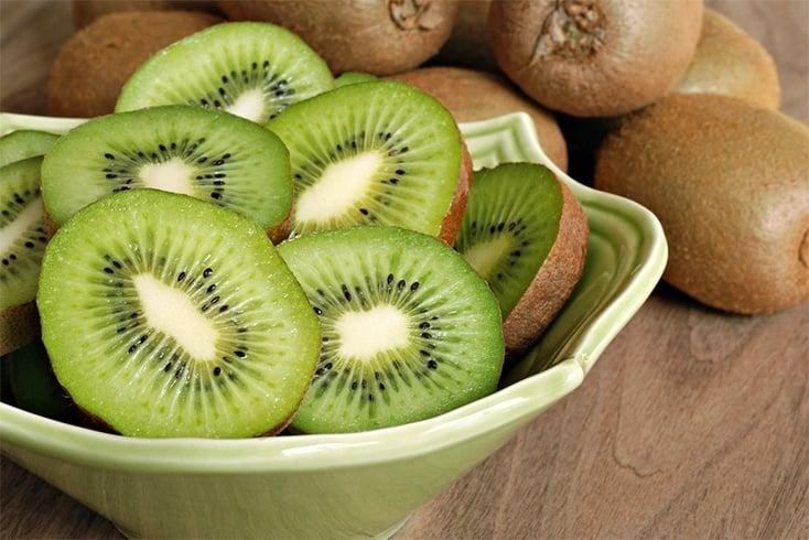 Kiwifruits For Glowing Skin
