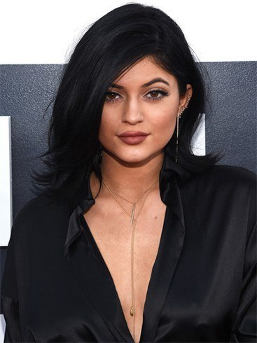 Kylie Jenner Flip Hairstyle