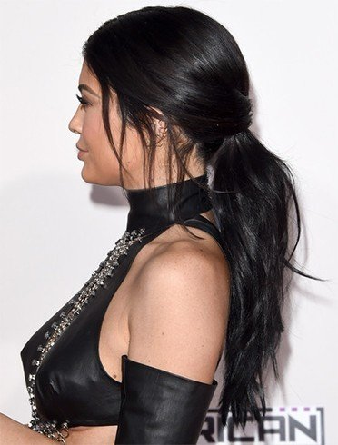 Kylie Jenner Ponytail Hairstyle