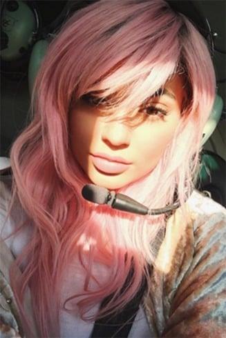 Kylie Jennifer Hair Color