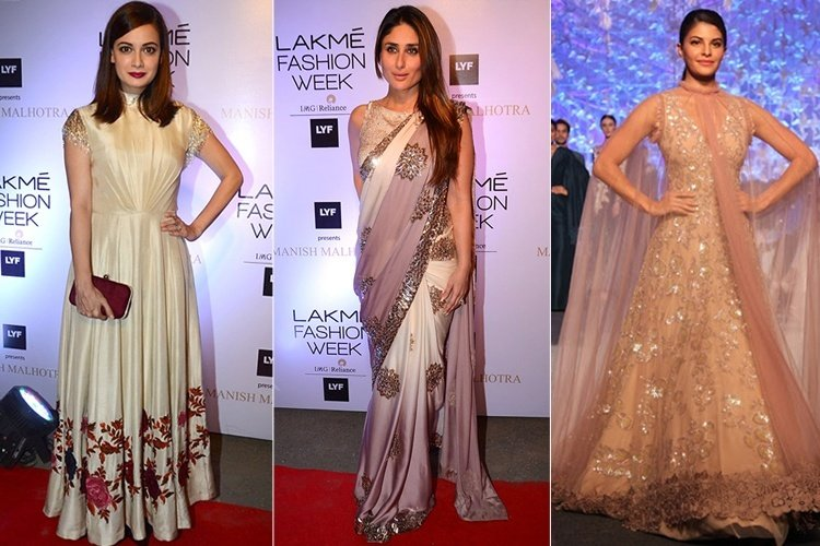 Lakme Fashion Week 2016 By Manish Malhotra