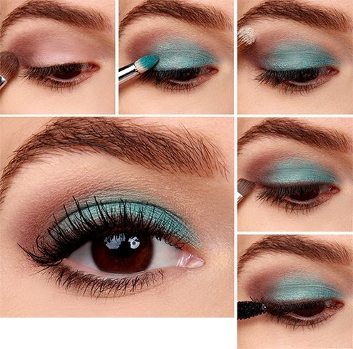 here is an easter makeup tutorial to try and work with for