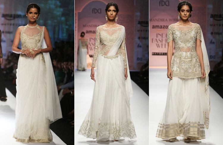 Mandira Wirks Collections at AIFW Autumn Winter 2016